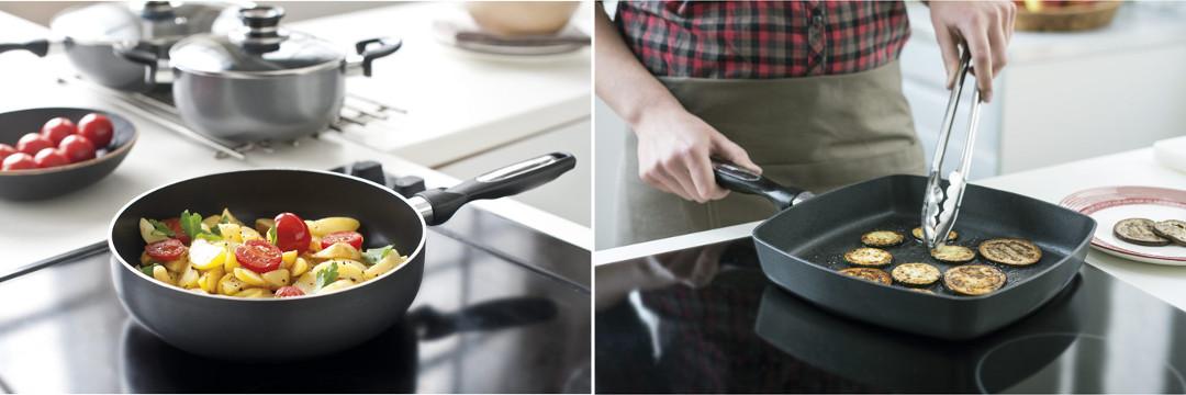 Посуда для индукционных плит от Beka
