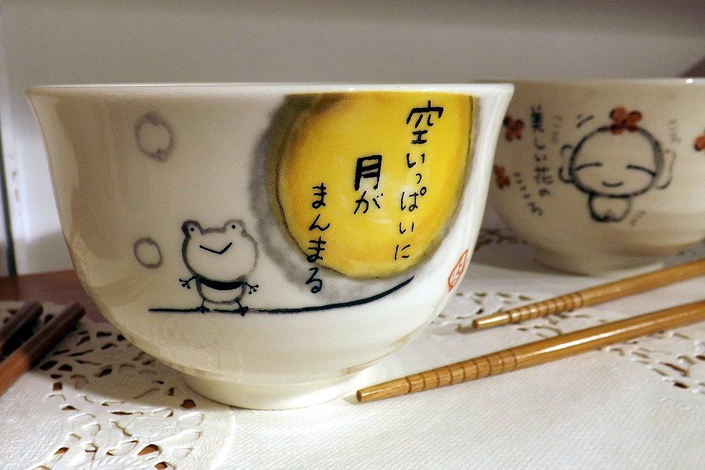Японская посуда на выставке КонсумЭкспо 2014 в московском Экспоцентре