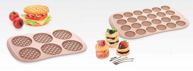 Формы для вафель и мини-вафель DELLA CASA от Tescoma, представленные в феврале 2017 года