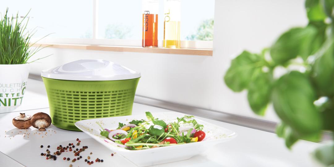 Сушилка для зелени от Leifheit