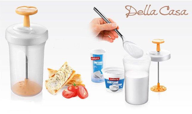 Посуда для приготовления сливочного масла DELLA CASA из новинок от Tescoma, представленных в октябре 2015 года