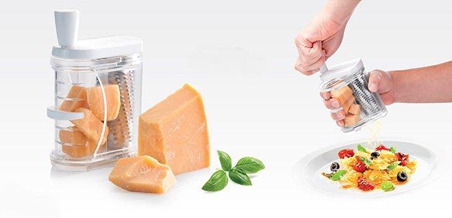 Тёрка HANDY для твёрдых сыров от Tescoma, представленная в феврале 2017 года