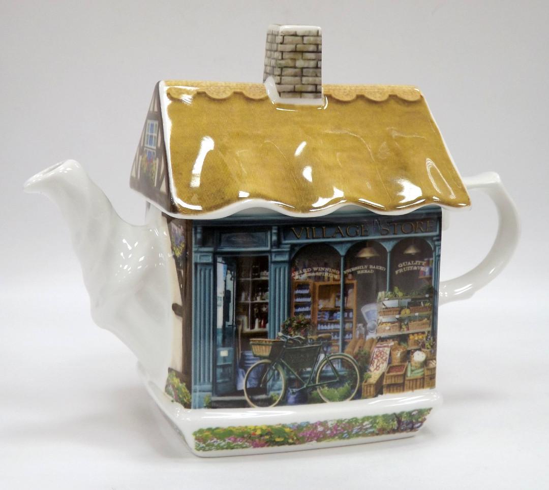 Чайник заварочный от James Sadler