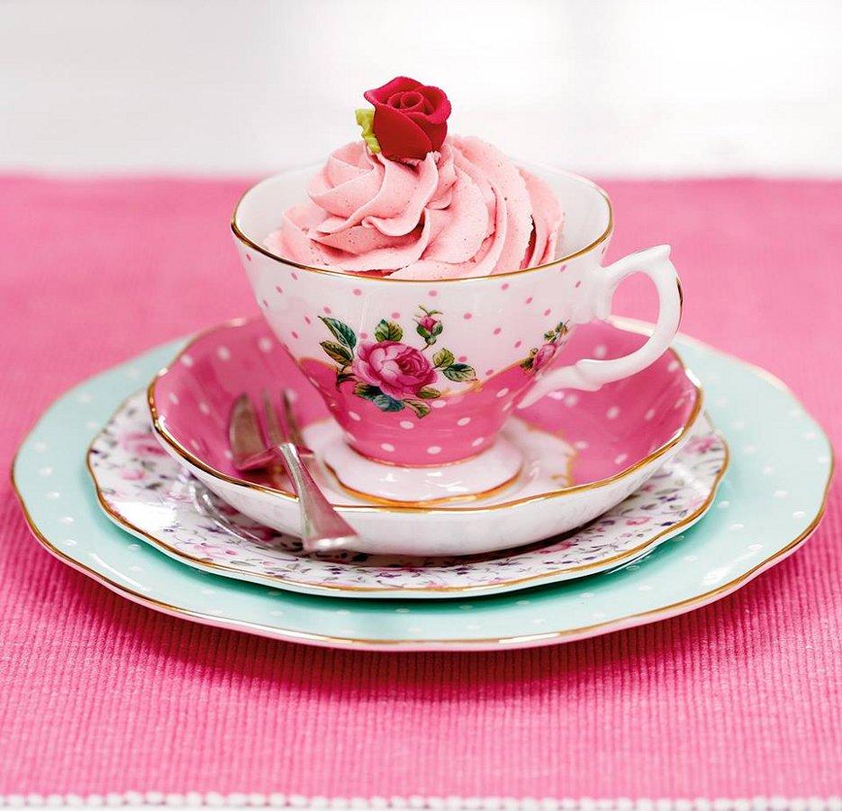 Чайная посуда Royal Albert
