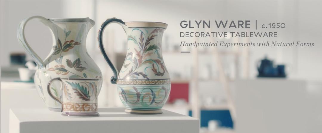 Керамика Denby: Glyn Ware, 1950 г.