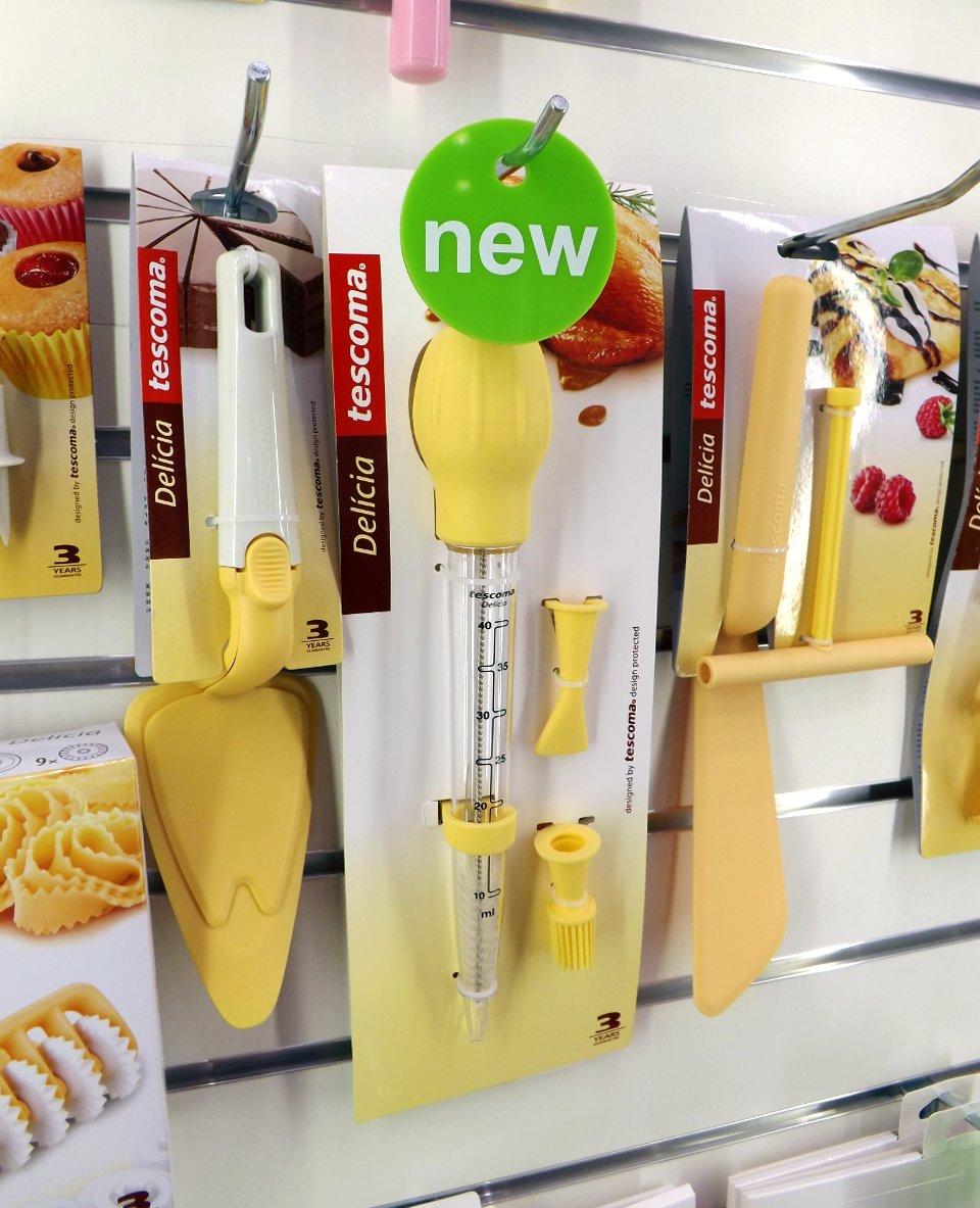 Кулинарные инструменты от Tescoma на сентябрьской выставке HouseHoldExpo 2014