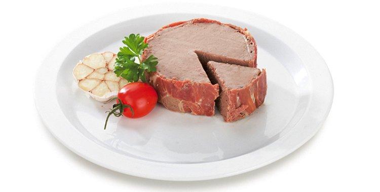 В комплекте с ветчинницей Tescoma PRESTO предложен рецепт приготовления паштета из куриной печени