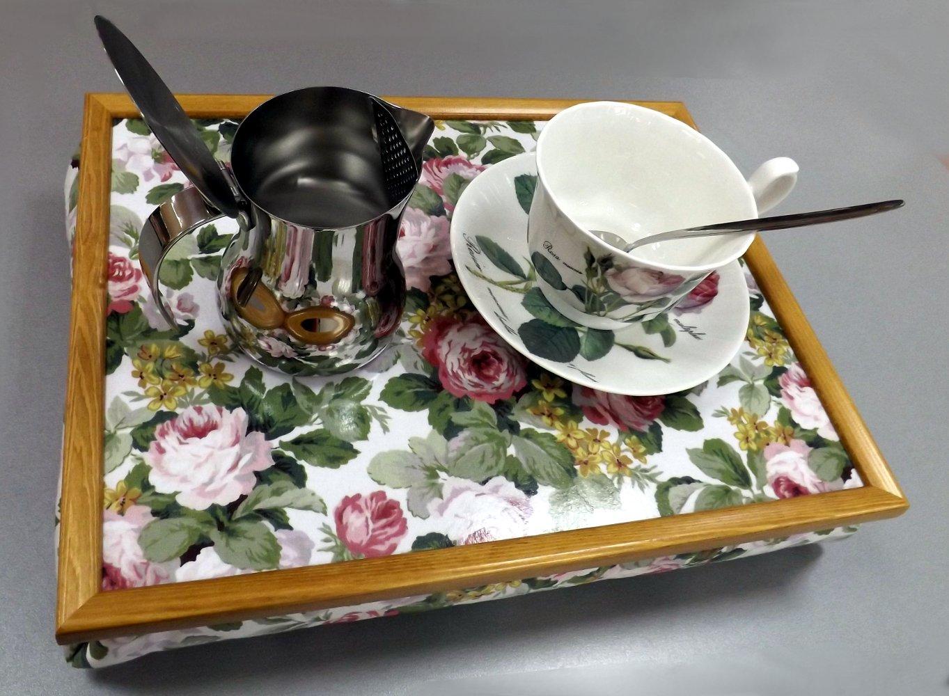 Чайная пара для завтрака ROSE REDOUTE